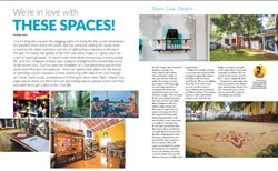 These Spaces!