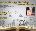 Creative Writing Workshop with Isabel Santa Rita Vas