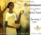 Reminiscence solo art exhibition