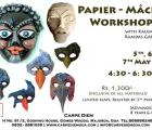 Papier Mâché Workshop