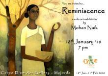 Reminiscence solo art exhibition