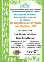 Art Exhibition cum Sale