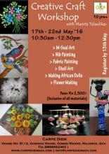 Creative Craft Workshop