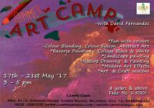 Summer Art Camp!