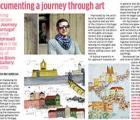 Documenting A Journey Through Art