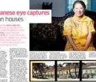 Japanese eye captures Goan houses