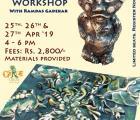 Cold Ceramics Workshop