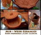 Mid Week Ceramics