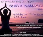 Surya Namaskar Workshop