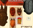 Wooden Mask Workshop