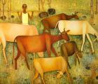 Watching His Herd