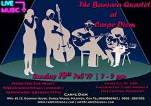 The Banjara Quartet
