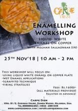 Enamelling Workshop