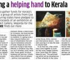Lending a helping hand to Kerala