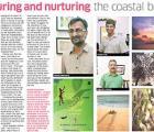 Capturing and nurturing the coastal beauty