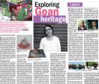 Exploring Goan heritage